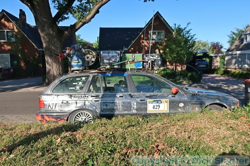 Bijzondere auto